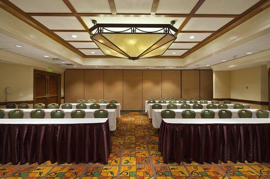 DoubleTree by Hilton San Jose: City Rooms-Classroom