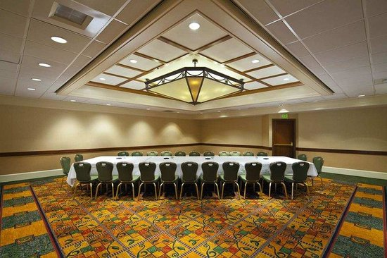 DoubleTree by Hilton San Jose: City Rooms-Conference