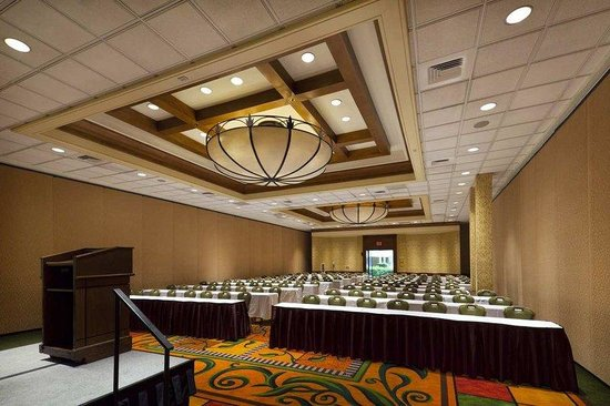 DoubleTree by Hilton San Jose: Bayshore-Classroom