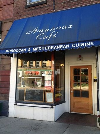Northampton, MA: one of my favorite restaurant!!!