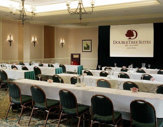 ‪‪DoubleTree Suites by Hilton - Boston‬: Longfellow Ballroom‬