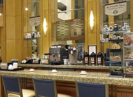 DoubleTree Suites by Hilton Santa Monica : Cafe Pronto