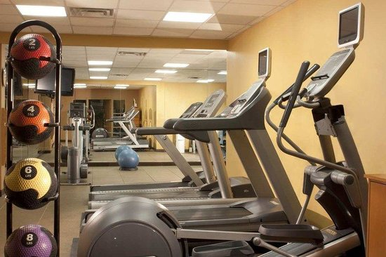 Embassy Suites Hotel Syracuse: Fitness Center