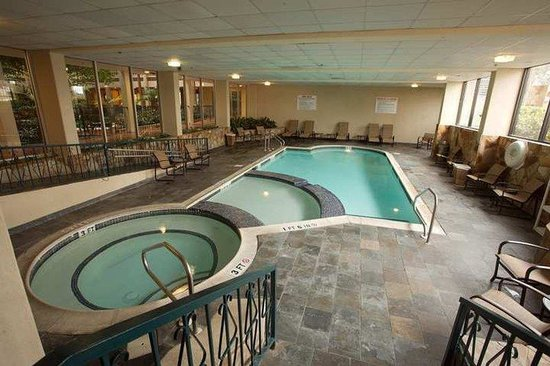Embassy Suites Hotel McAllen: Recreational Facilities