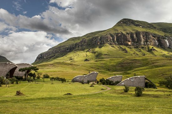 Drakensberg Region, Sydafrika: Didima Camp