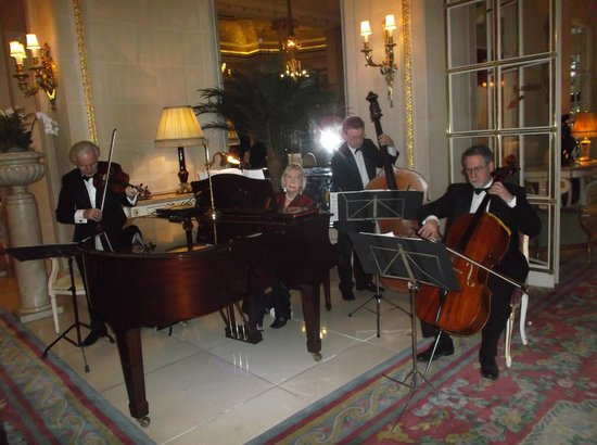 The Ritz London: Band