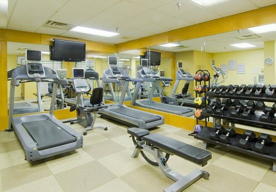Embassy Suites Williamsburg: Fitness Center
