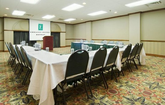 Embassy Suites Williamsburg: Jefferson Meeting Room
