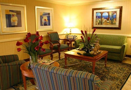 Fairfield Inn Flagstaff: Lobby