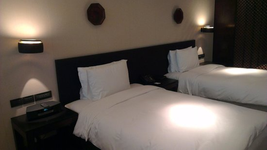 The Puli Hotel and Spa: Room is comfortable
