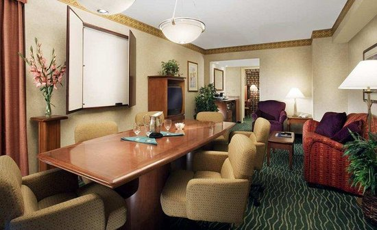 Embassy Suites Hotel Tampa-USF/Near Busch Gardens: King Size Executive Suite