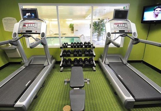 Fairfield Inn Fort Collins Loveland: Exercise Room