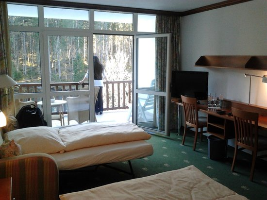 Grainau, Alemania: Superior Room