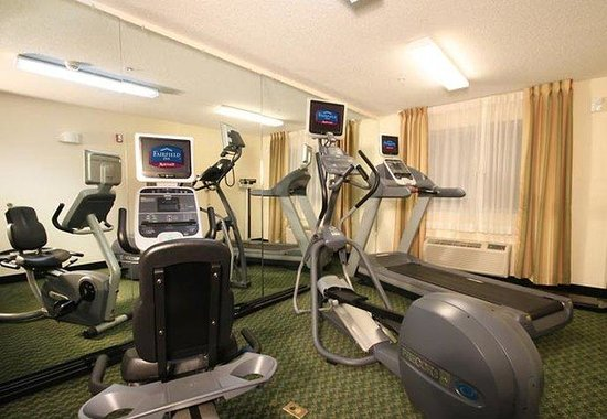 Fairfield Inn Albany SUNY: Fitness Center