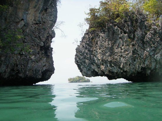 Provinsi Krabi, Thailand: hong , stop 1