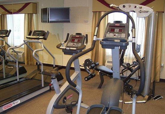 Fairfield Inn & Suites Wilson: Exercise Room