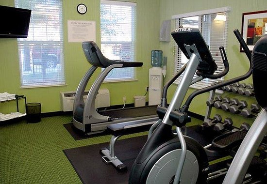 Fairfield Inn Kansas City Downtown / Union Hill: Fitness Center