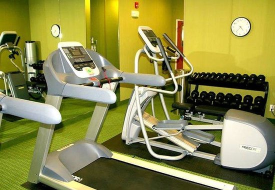 Fairfield Inn & Suites Billings : Fitness Center