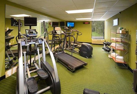 Fairfield Inn & Suites Hopewell: Fitness Center