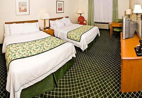 Fairfield Inn Ottumwa: Queen/Queen Guest Room