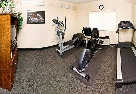 Fairfield Inn Ottumwa: Exercise Room
