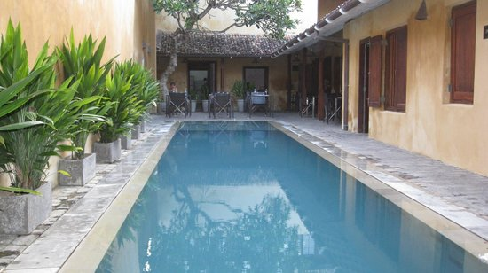 The Fort Printers: Fabulous, but small plunge pool