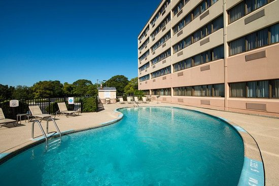 Fairfield Inn Atlantic City North: Outdoor Pool