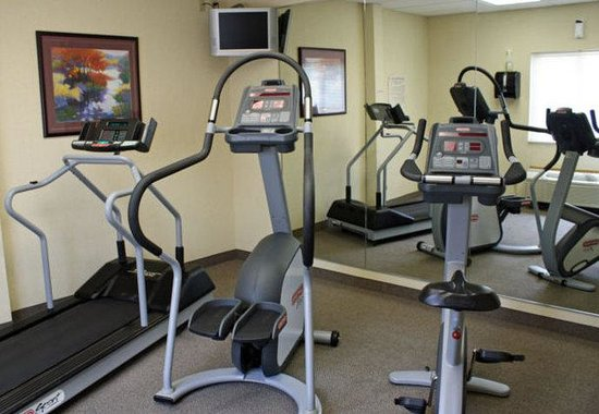 Fairfield Inn Mt. Pleasant: Fitness Center