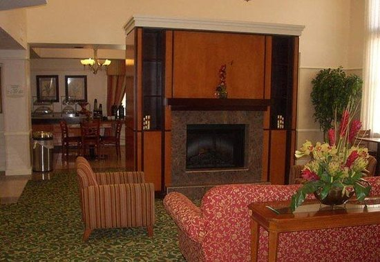 Fairfield Inn & Suites Dallas DFW Airport North / Grapevine: Lobby