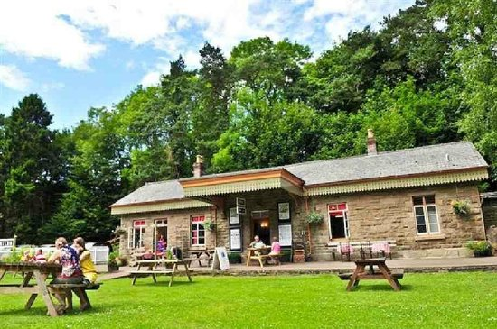 Old Station Tintern Tea Room