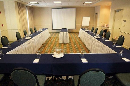 Hilton Garden Inn Charlotte Pineville: U-shaped Meeting Room