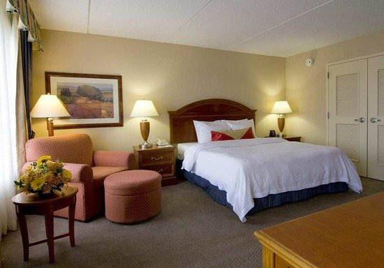 Hilton Garden Inn Washington DC / Greenbelt: Accommodations