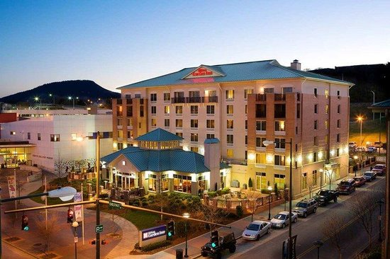 Hilton Garden Inn Chattanooga Downtown: Welcome!