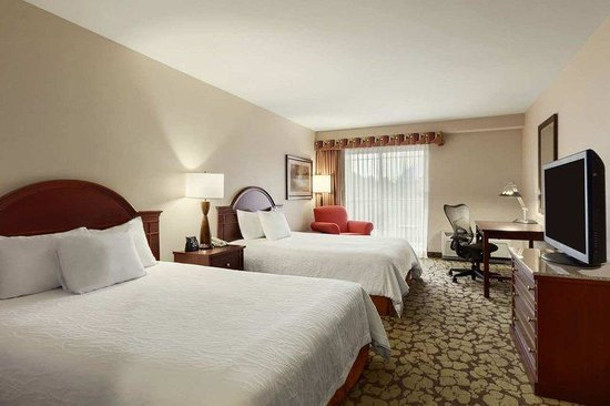 Hilton Garden Inn Wisconsin Dells:  2 Queen Bedroom