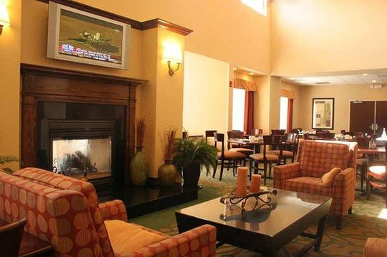 Homewood Suites Tampa Brandon: Restaurant