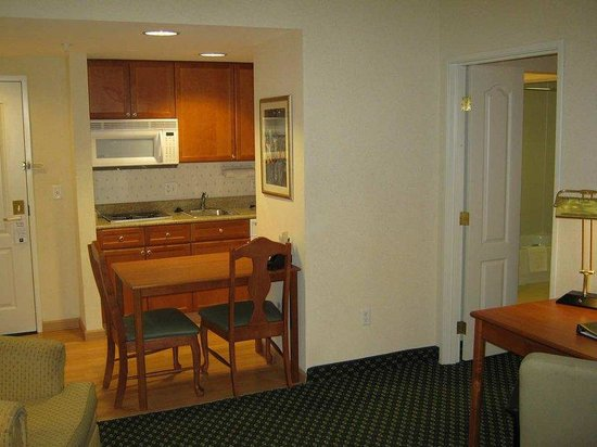 Homewood Suites by Hilton Corpus Christi: Our Two Bedroom Suite, ADA Compliant