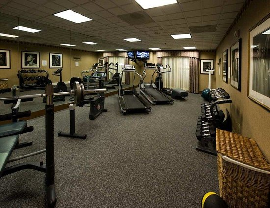 Homewood Suites New Orleans: Fitness Center 
