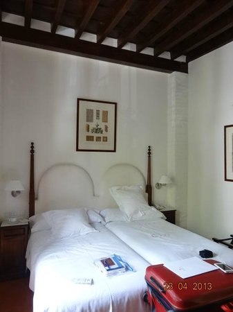 Hotel Casa Morisca: Bedroom