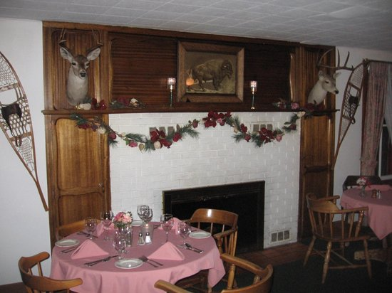 Empire, CO: dining room