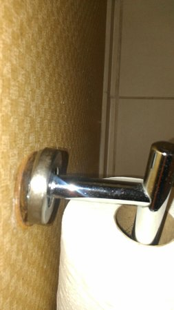 Doubletree by Hilton Hotel Columbia, SC: Another pic of TT holder