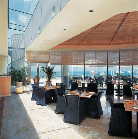 Hilton Tel Aviv: Cafe Med