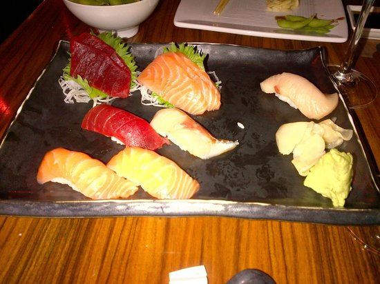 Shibuya: Sashimi and Co