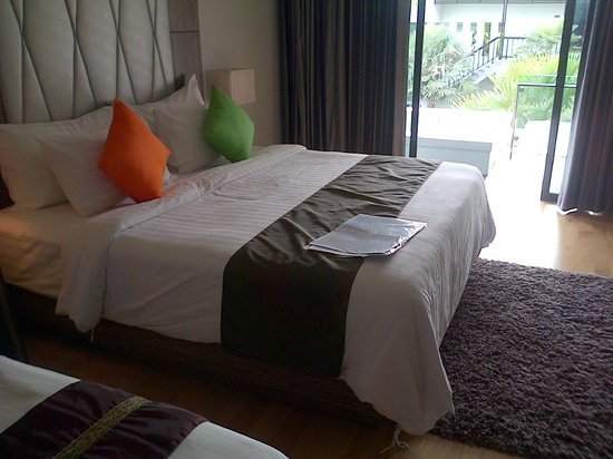 Sea Pearl Villas Resort: Beautiful Clean room