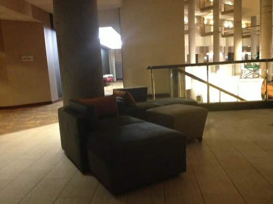Hyatt Regency Baltimore: random nice seats