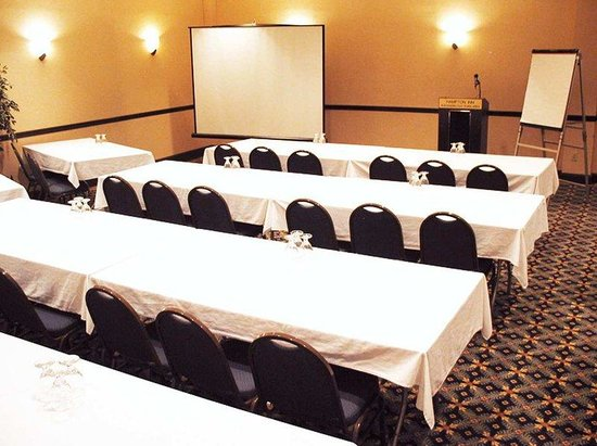 Hampton Inn & Suites Alexandria Old Town Area South: Meeting Room