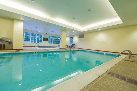 Hampton Inn Vicksburg: Indoor Pool