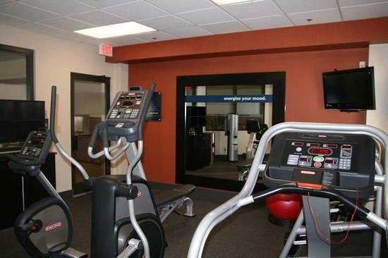 Hampton Inn Niagara Falls: Fitness Center