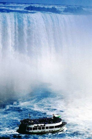 Hampton Inn Niagara Falls: Maid of the Mist