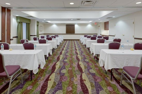 Hampton Inn Dumfries/Quantico: Dumfries Meeting Room