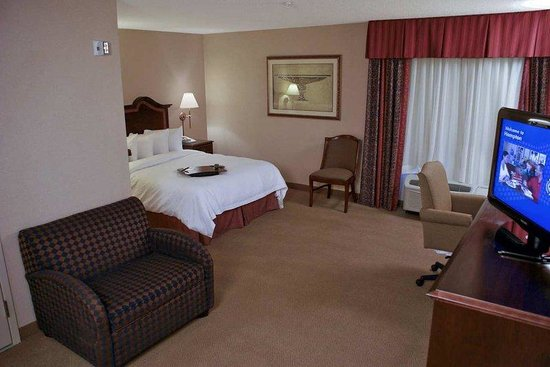 Hampton Inn Princeton: Queen Accessible Room